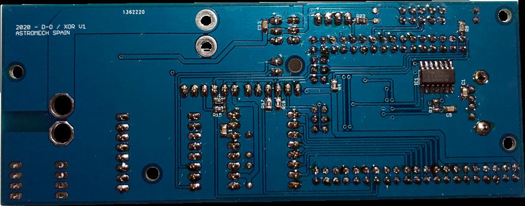 D-O Main Board V2 (down)