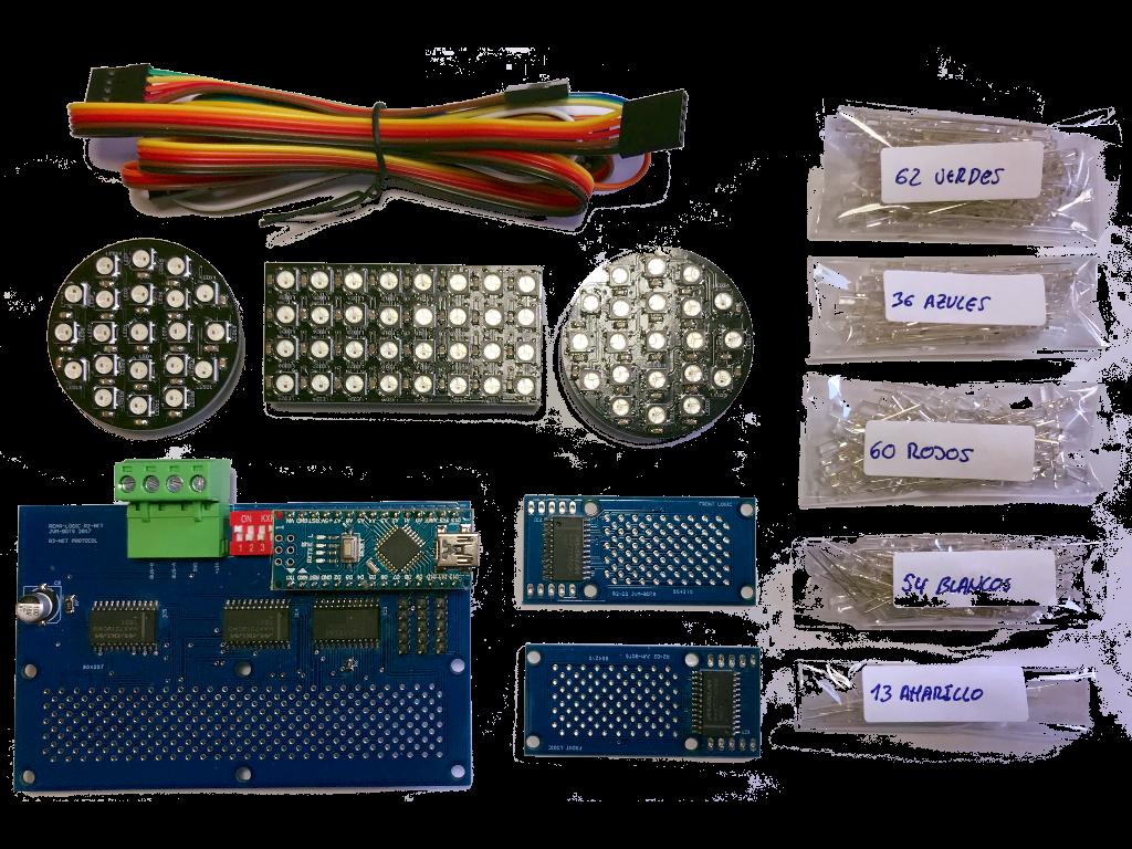 R2-Net Teeces Kit